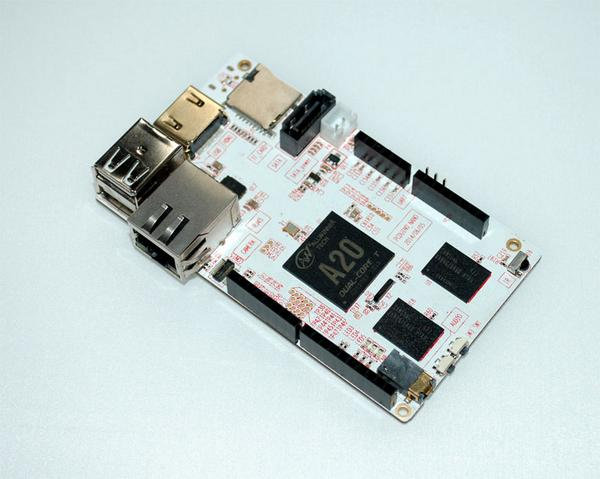 Pcduino nano arm linux development board features