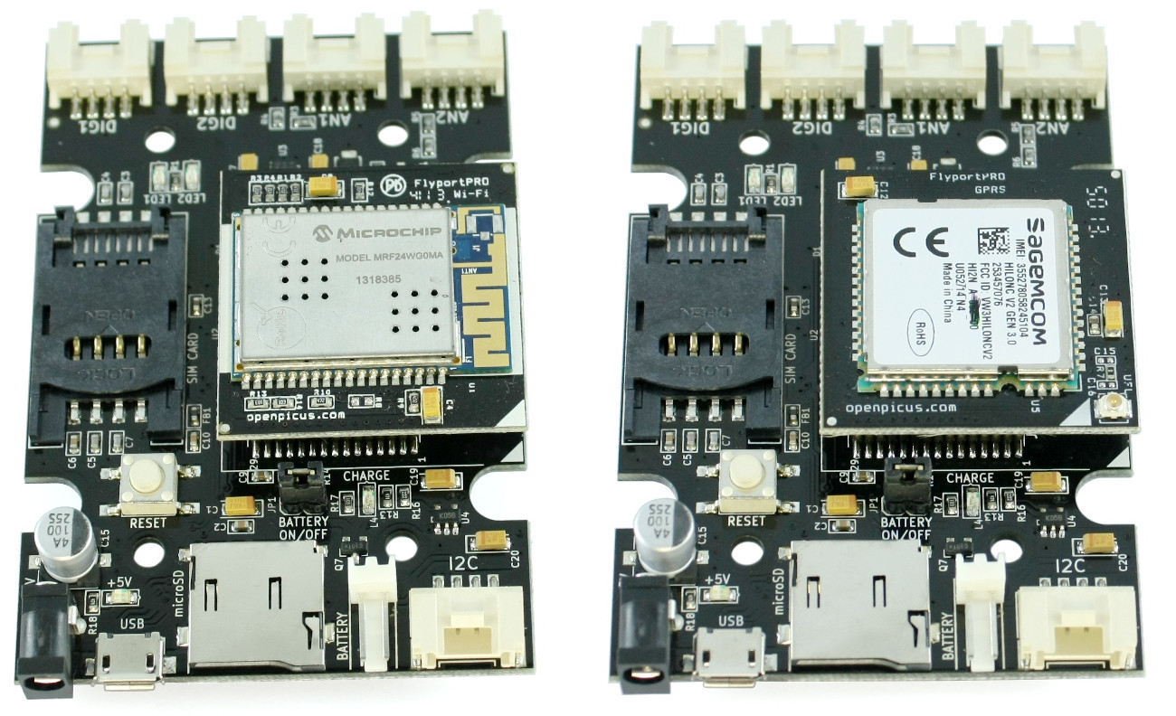 openPicus Introduces Wi-Fi and GPRS IoT Kits Powered by