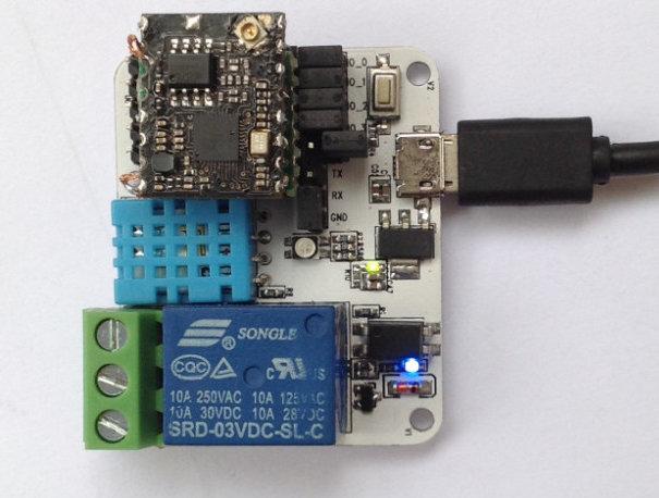 xWi-Fi_IoT_Module
