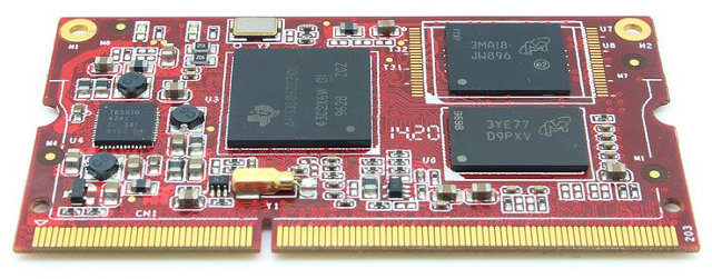 GOEMBED_AM3358_Module
