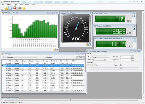 UltraDMM Software