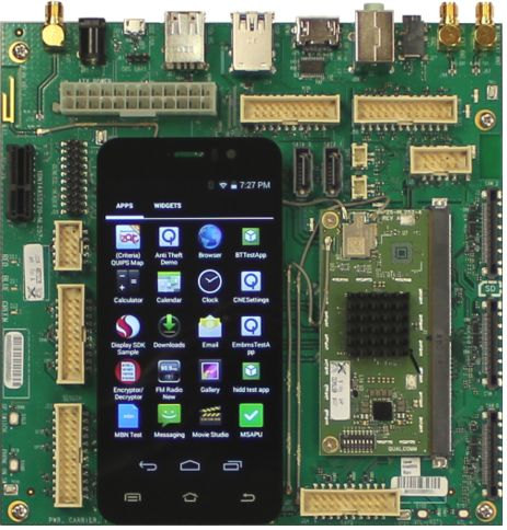 ARM64_development_board