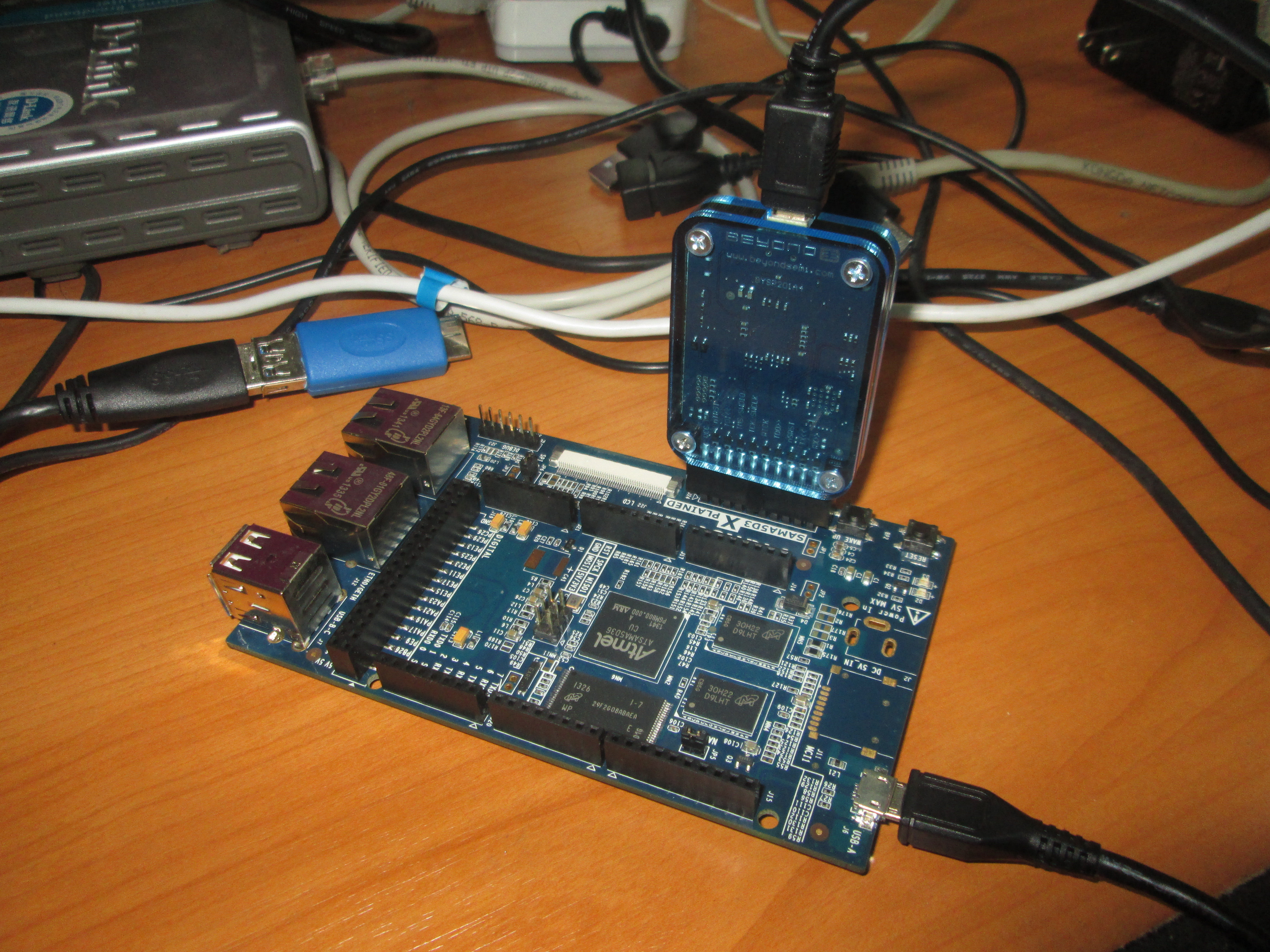 Beyond Debug Key Enables JTAG & UART Debugging, Supports OpenOCD