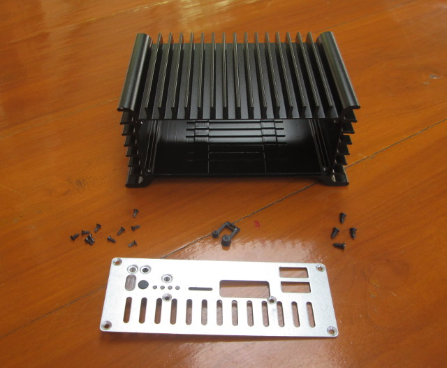 Metal Case for CubieTruck (Click to Enlarge)