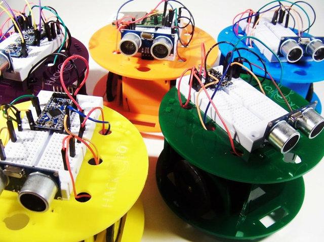 Hack-E_Robot