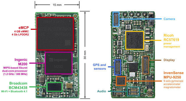 Inegnic Newton2 Board (Click to Enlarge)