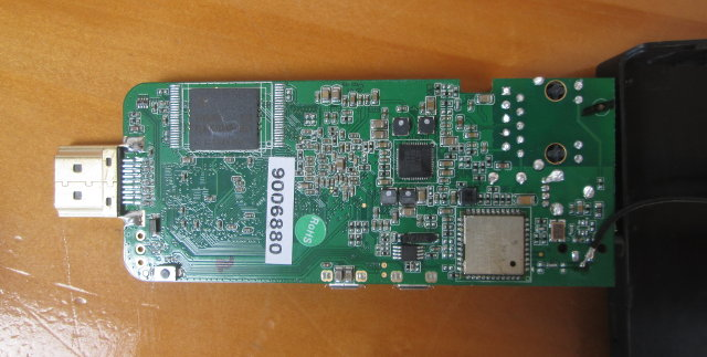 Bottom of T034 Board (Click to Enlarge)
