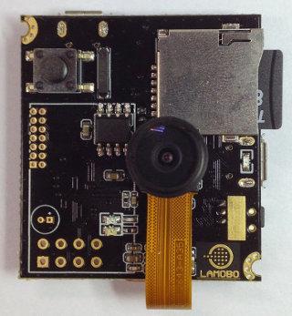 BPI D1 with Camera Lense