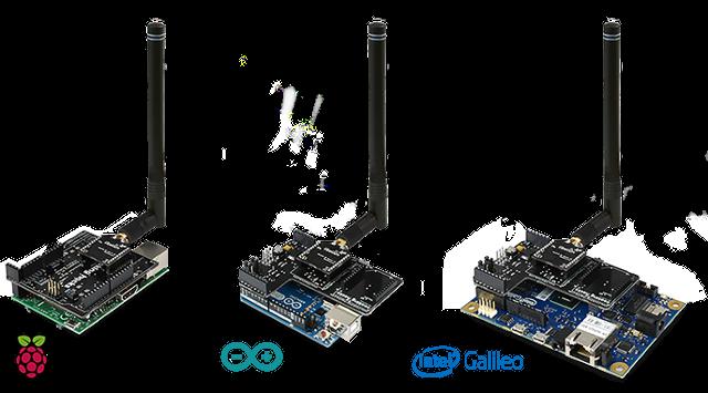 LoRa_Raspberry_Pi_Arduino_Intel_Galileo