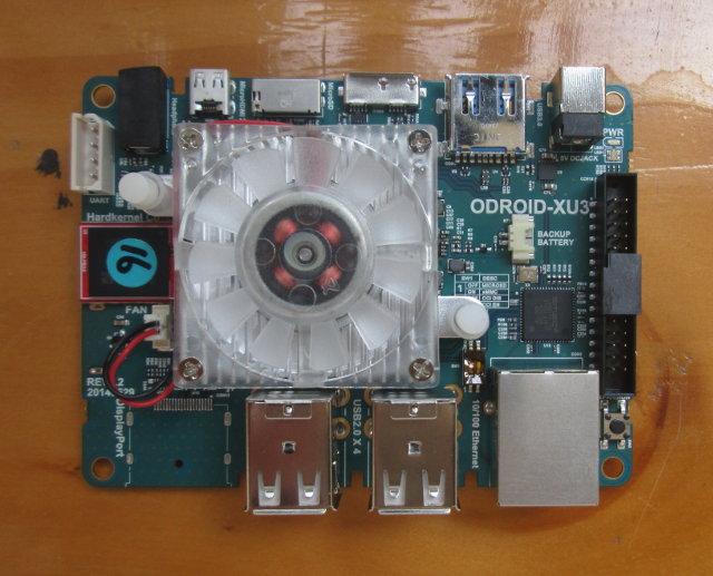 ODROID-XU3 Lite Board