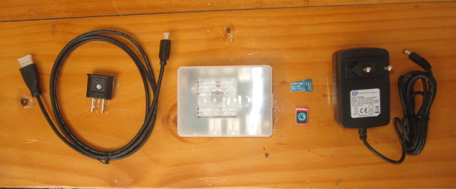 ODROID-XU3 Lite and Accessories