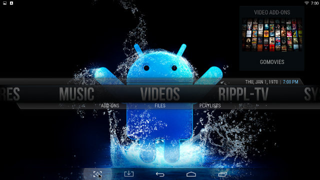 Rippl-TV Launcher (Click for Original Size)