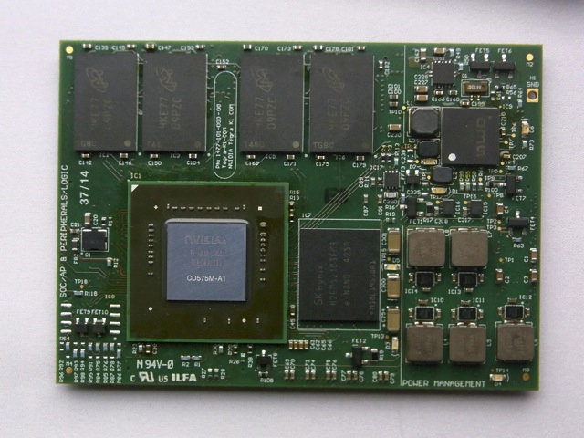 Avionic Design To Introduce Embedded Nvidia Tegra K1