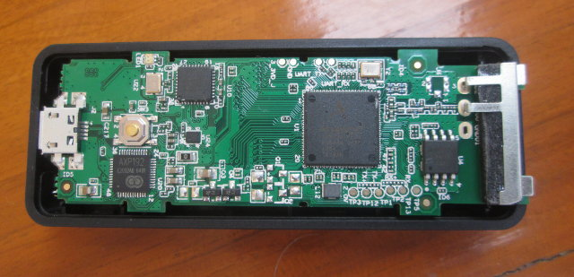 Top of ZSun SD111 Board (Click to Enlarge)