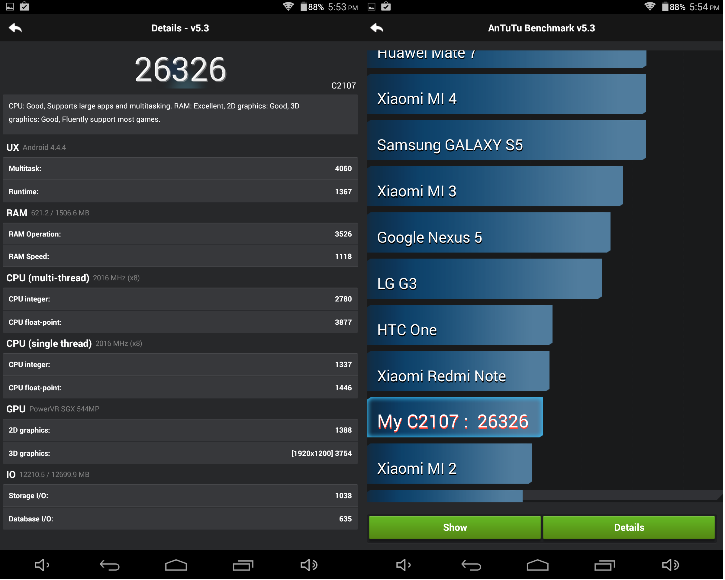 Allwinner A83t Tablet Unboxing First Boot And Benchmarks