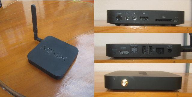 MINIX NEO X8-H Plus (Click to Enlarge)