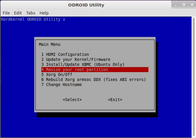 ODROID_Utility