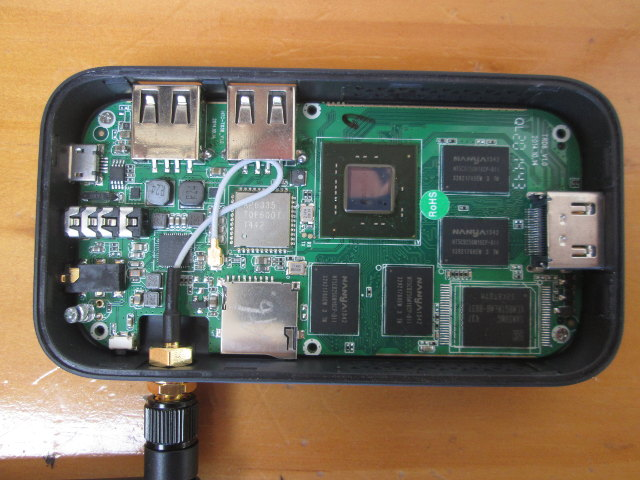 Ugoos UM3 Board (Click to Enlarge)