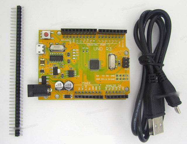 Arduino uno r clones now cost less than