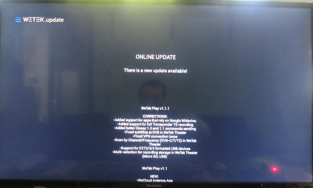 WeTek_Play_V1.1.1_Firmware_Update