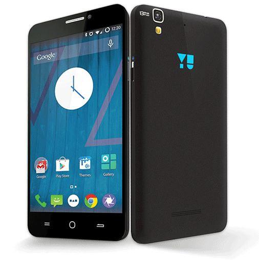 Yureka_smartphone