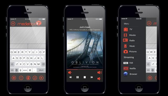 MediaBox App