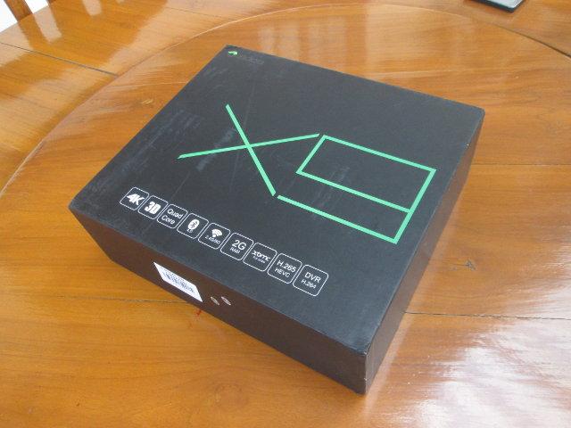 Zidoo_X9_Package