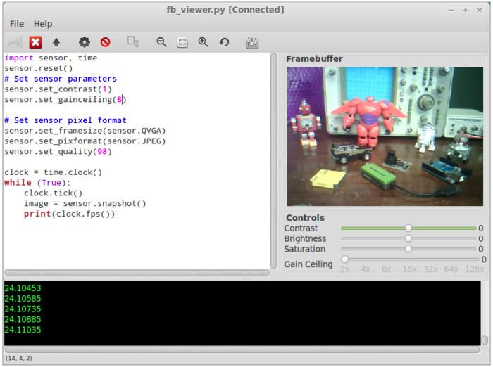 OpenMV_IDE
