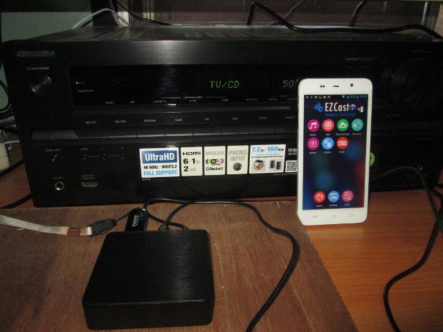 SoundMate_WM201_Onkyo_Receiver_SPDIF_EZCast