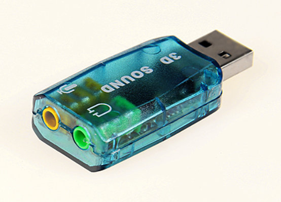 USB_Sound_Card