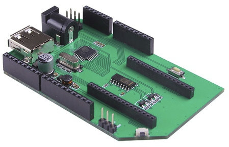 Arduino Dock for Omega