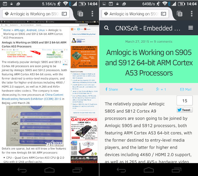Desktop vs Mobile (Click to Enlarge)