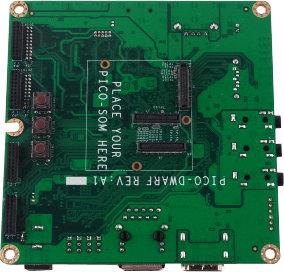 TechNexion Introduces Intel Edison Compatible PICO-iMX6 SoM