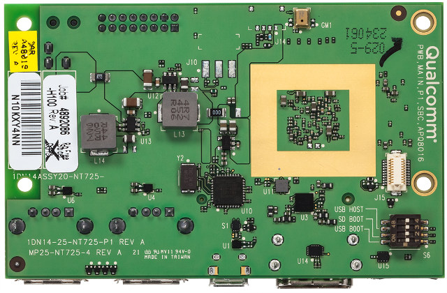 Qualcomm_Dragonboard_410c_Bottom