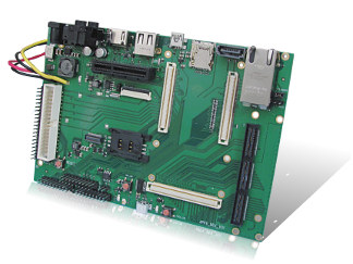 Armadeus Systems Apf6 Sp Som Combines Freescale I Mx6
