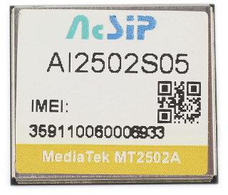 AcSiP_MT2502A_Module