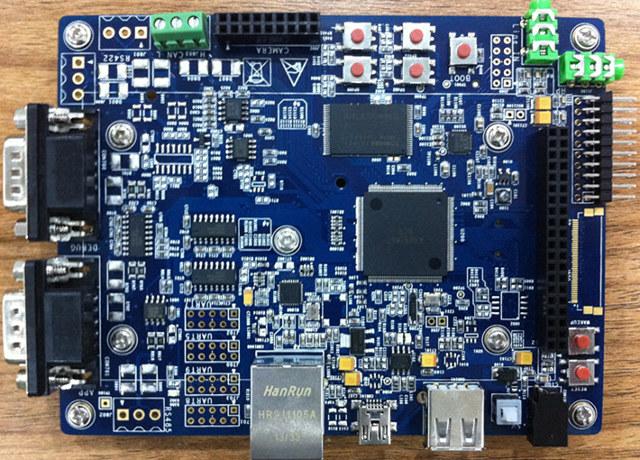 Alphascale_ASM9260_Development_board