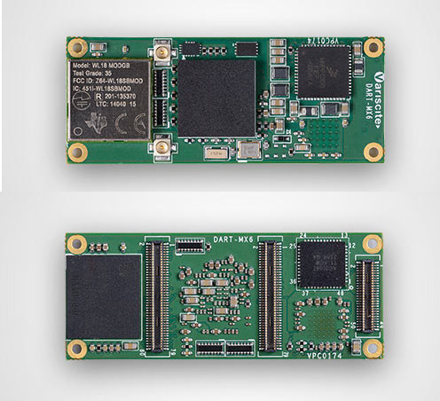 Variscite Dart Mx6 Is A Tiny Som With Freescale I Mx6 Soc