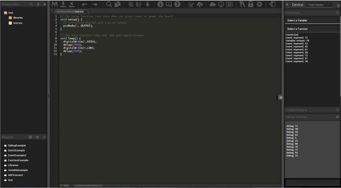 RootCloud IDE