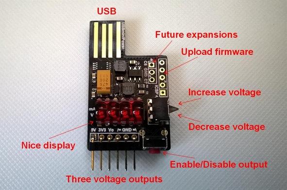 USBminiPower