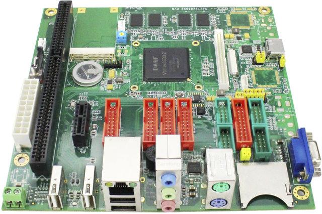 Evaluation Board (EVB) for Vortex86DX2 Processor