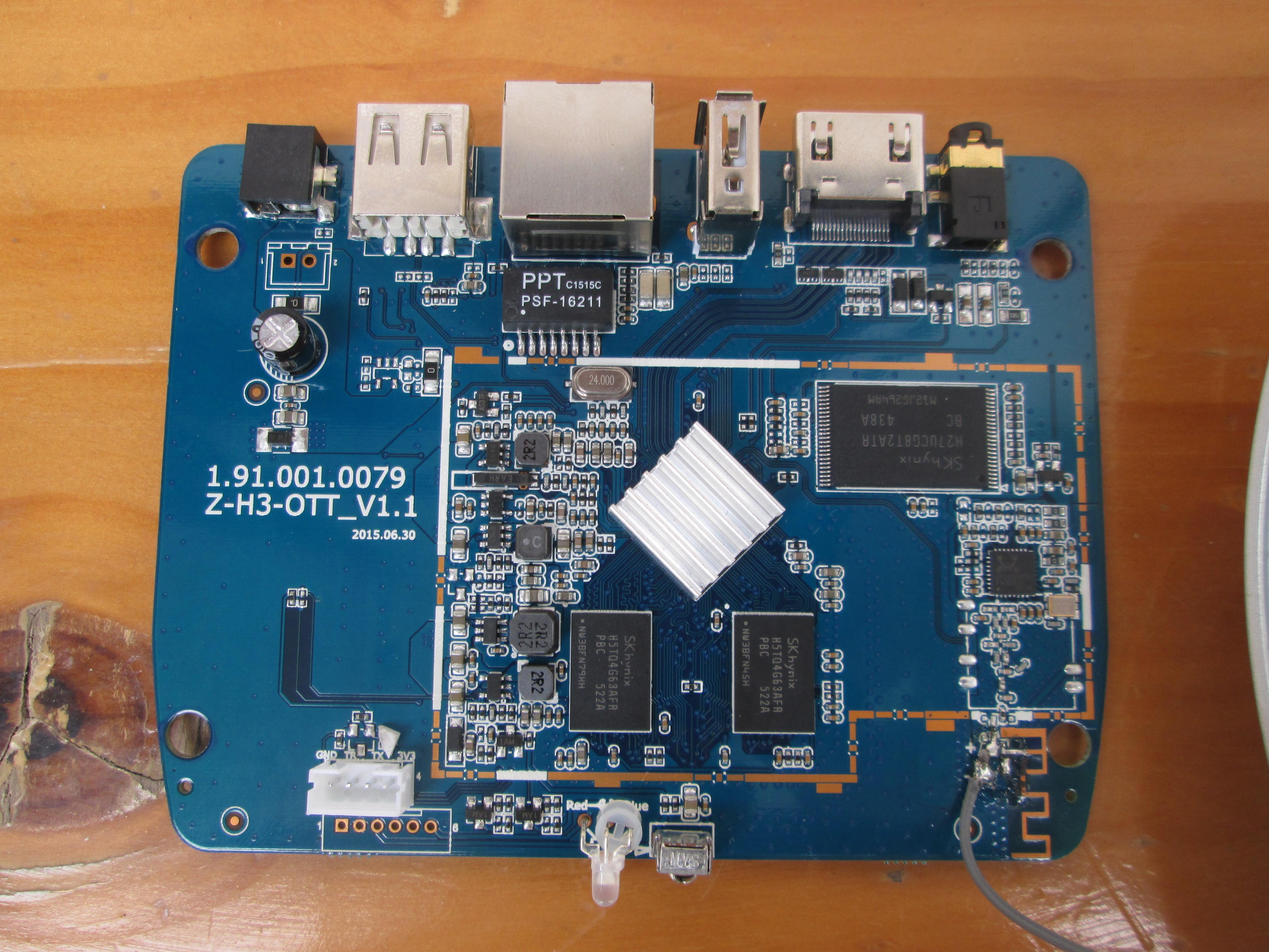 Zidoo X1 Smart TV Box Treiber Windows 10