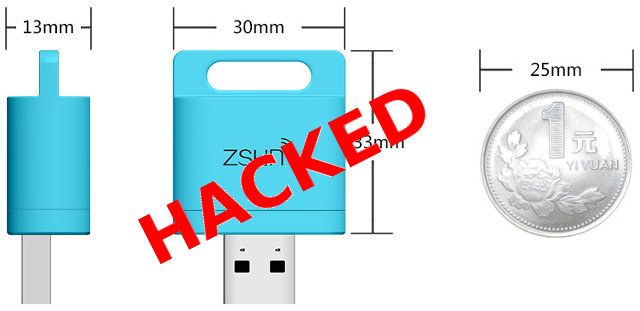 Linux Based Zsun WiFi Card Reader Has Been Hacked Too