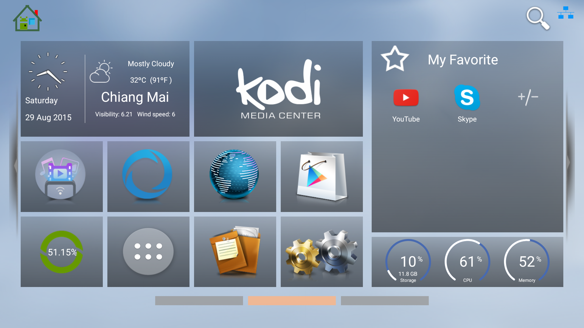 media box tv launcher apk