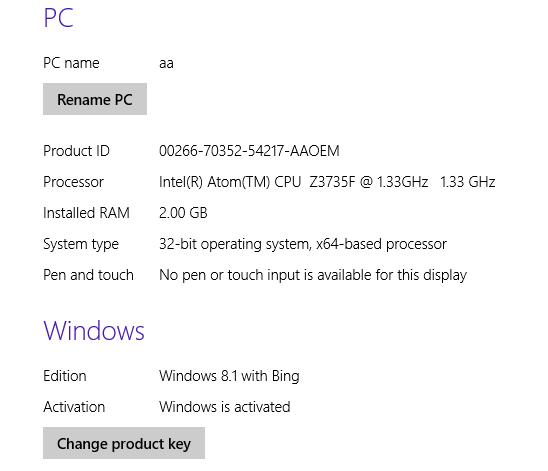 MeLE_PCG01_PC_Info