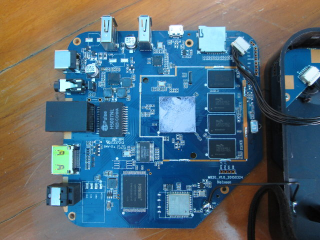 MX4 Board (Click to Enlarge)