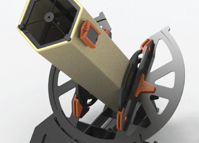 Open Source Hardware Robot Telescope