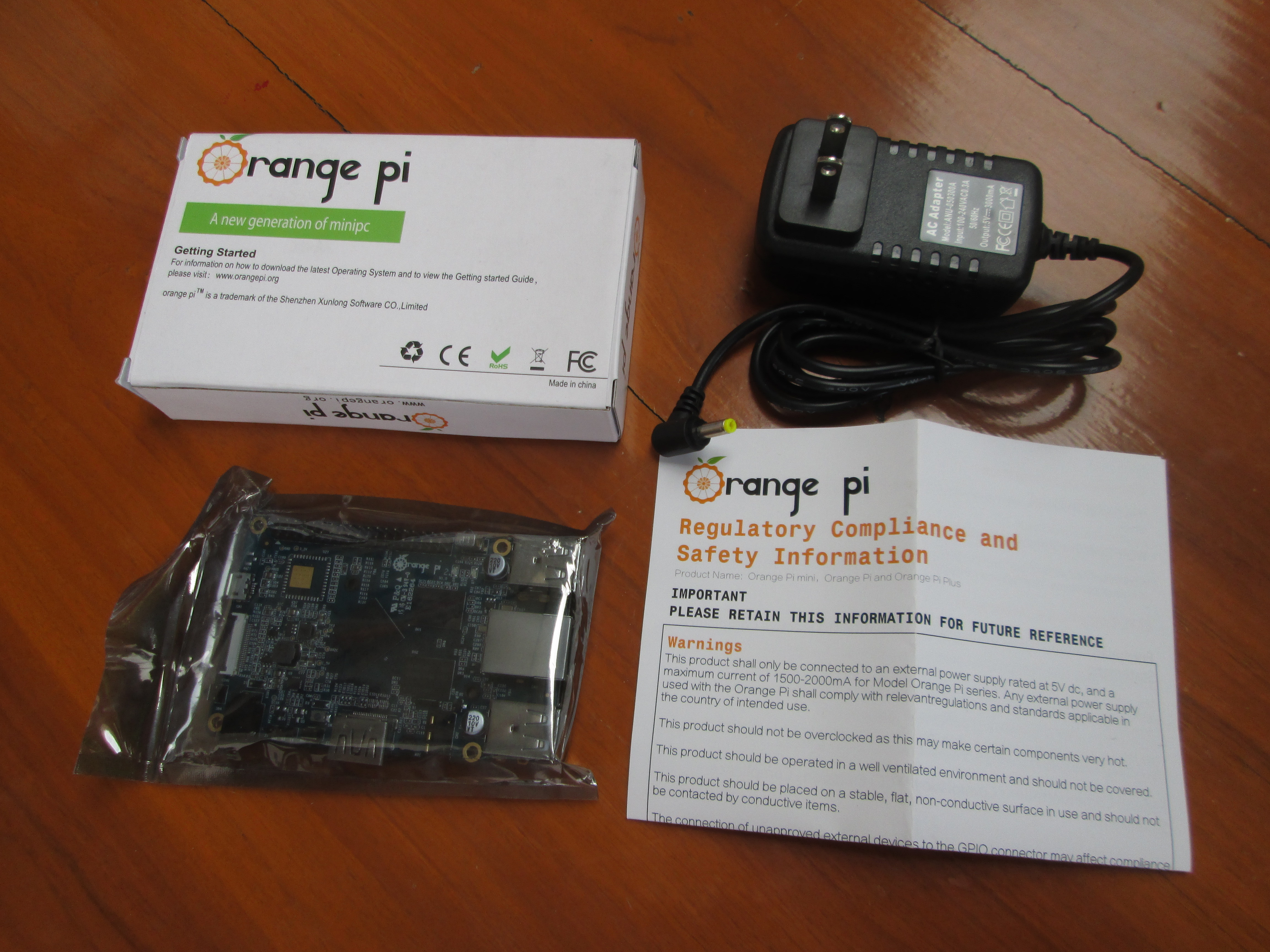 Getting Started With Orange Pi Pc 2 And Plus Development Boards Panel Board Wiring Software Click To Enlarge