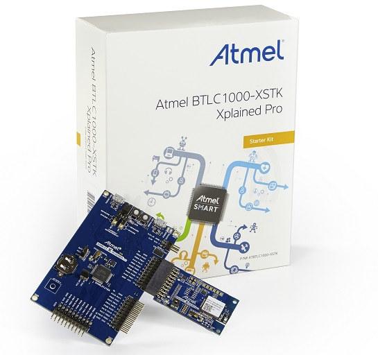 Atmel_BTLC1000_XSTK_Xplained_Pro