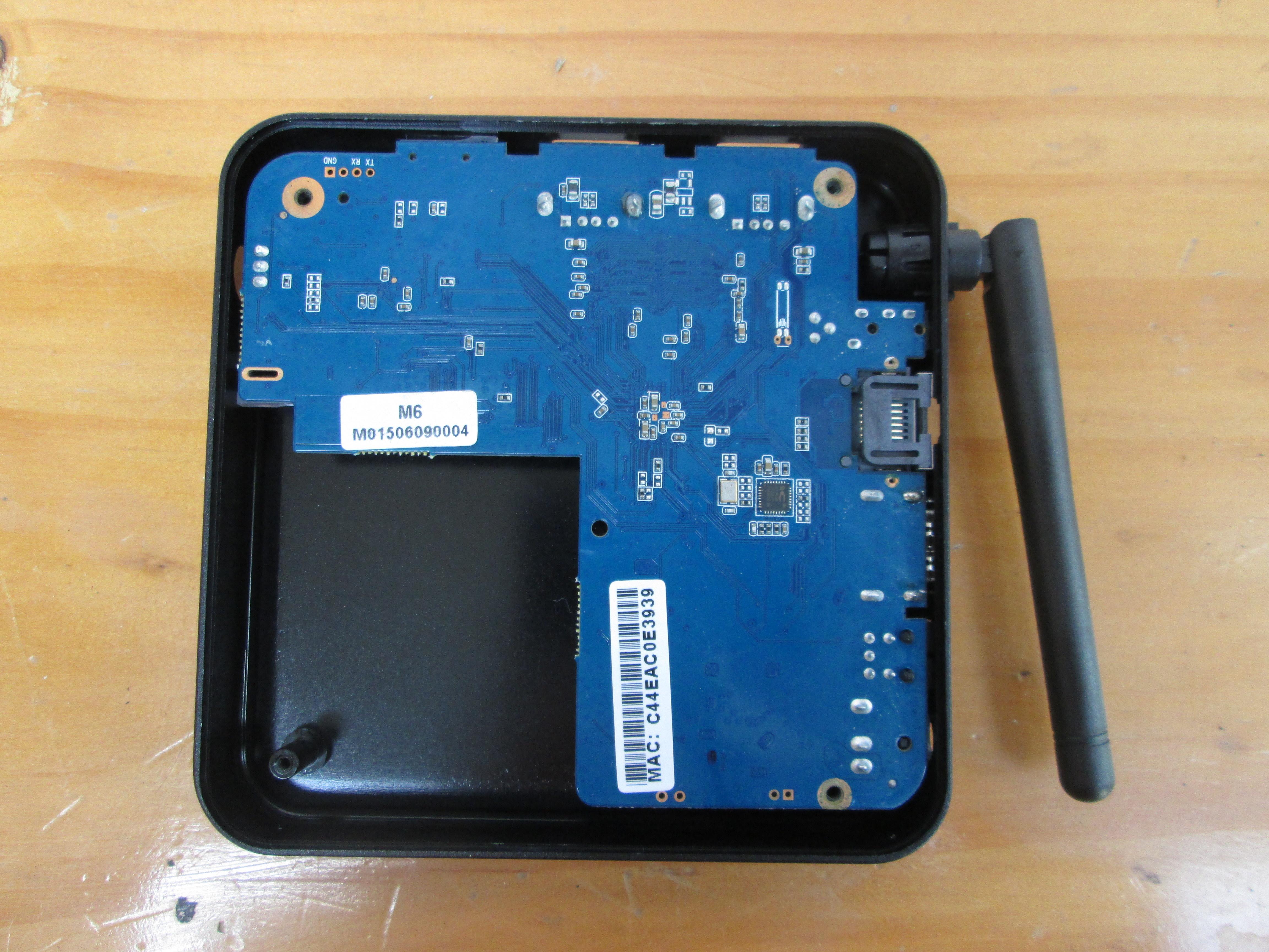 ARNU Box Mach Q Kodi 15 Linux TV Box Specs, Unboxing and Teardown